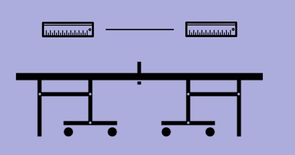 Using Ping Pong Table Dimensions: What They Mean and What to Do with Them
