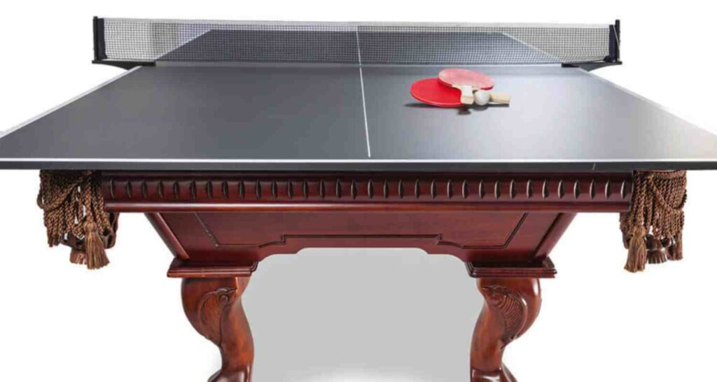 Your Best Ping Pong Table Tops for Pool Tables and Other Equipment