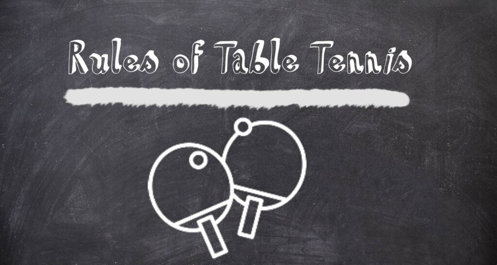 Ping Pong Rules: Official and House Regulations