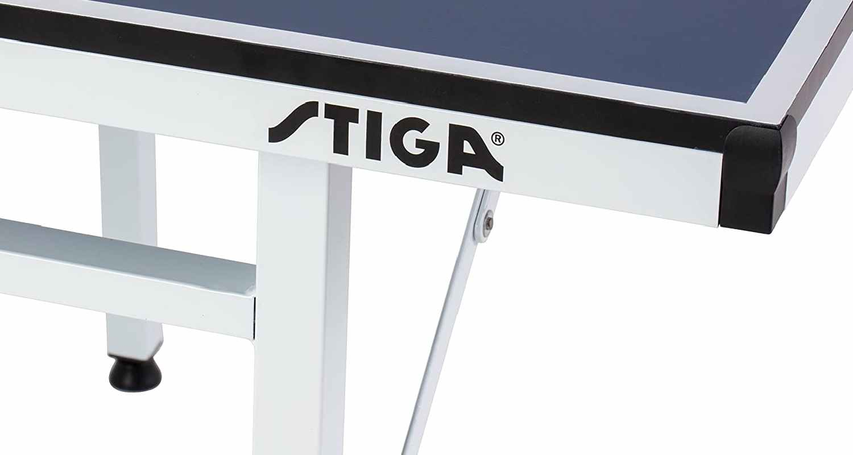 Stiga Space Saver Corner and Pedestal