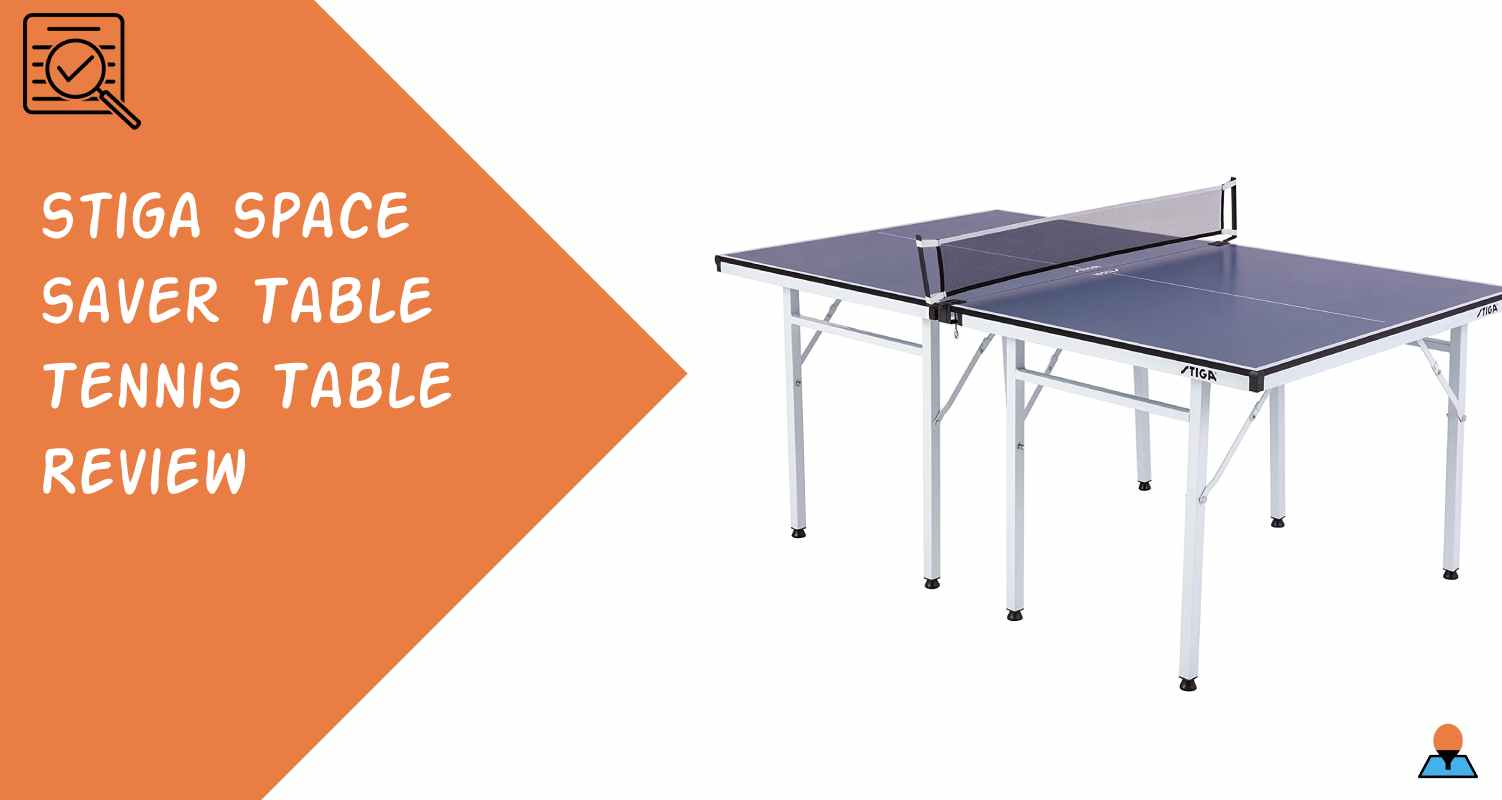 Stiga Space Saver Table Tennis Table Review Feature