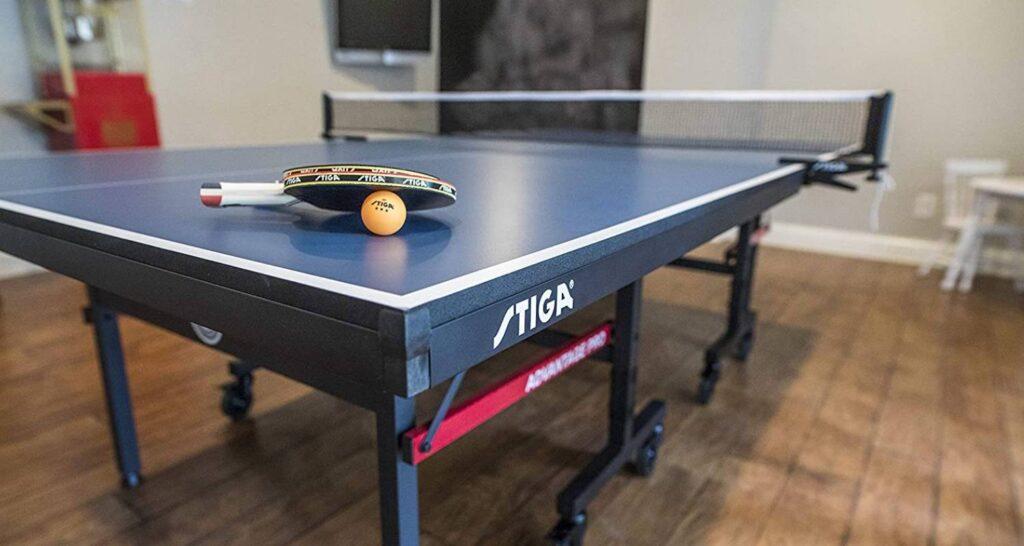 fixing stiga advantage table