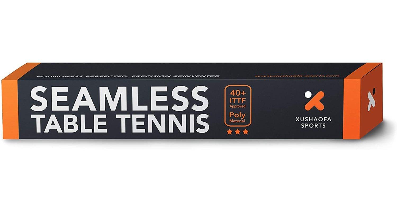 XuShaoFa 40+ Table Tennis Balls Review