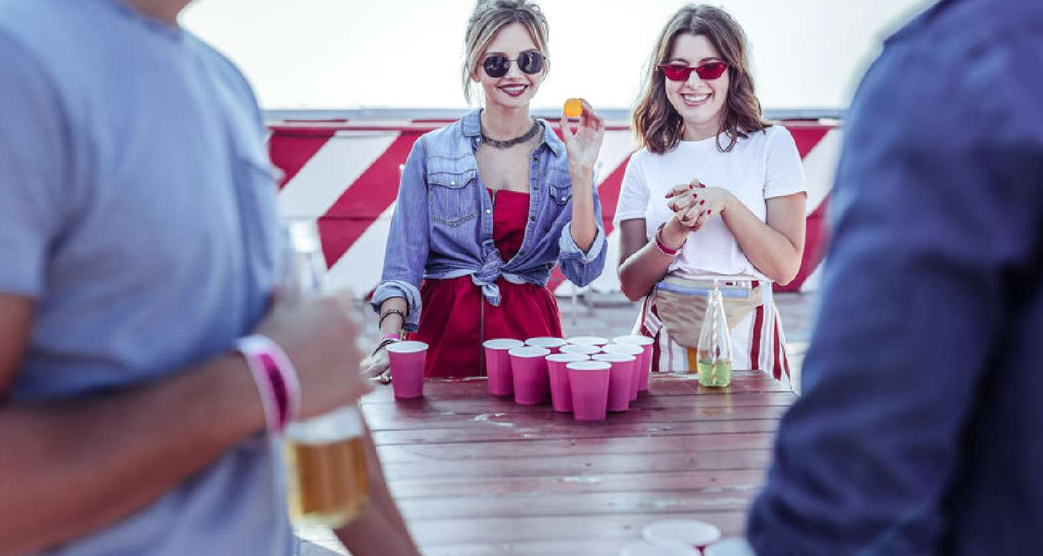 Beer Pong Rules - Featured