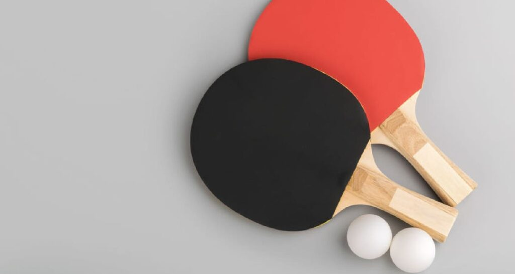 How to hold a ping pong paddle - Featured