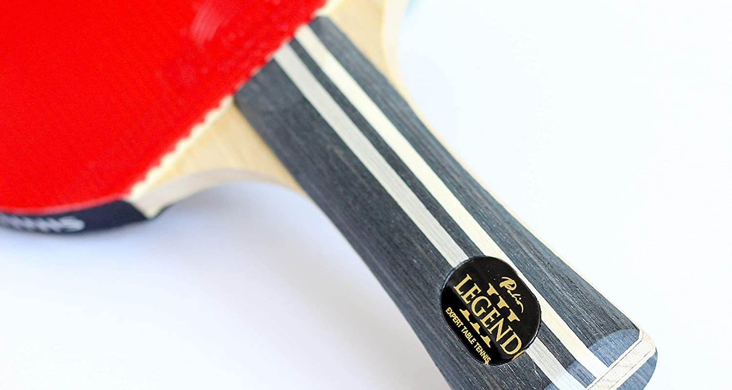 Palio Legend 3.0 Ping Pong Paddle Review - Wood