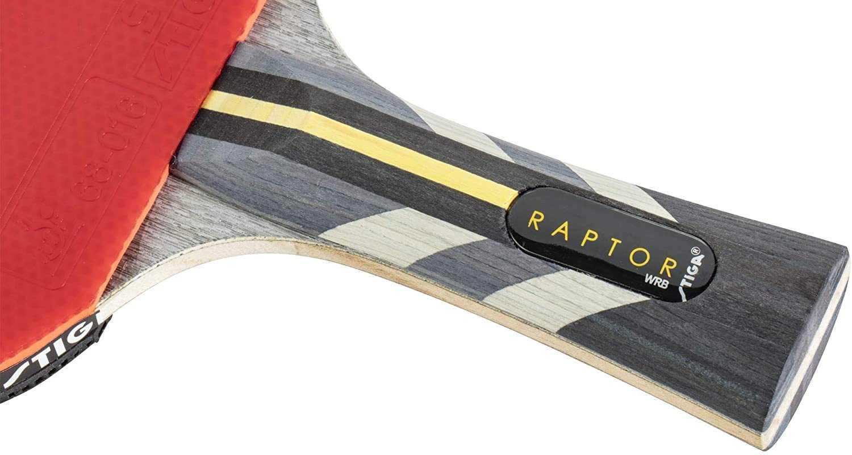 STIGA Raptor Ping Pong Paddle Review - Wood