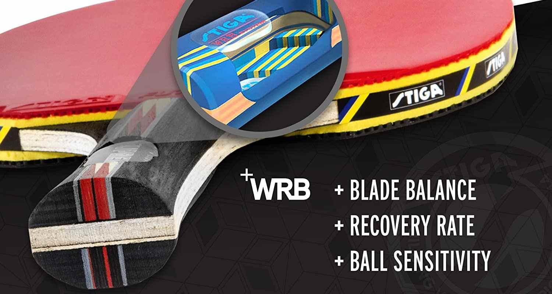 STIGA Titan Ping Pong Paddle Review - Third