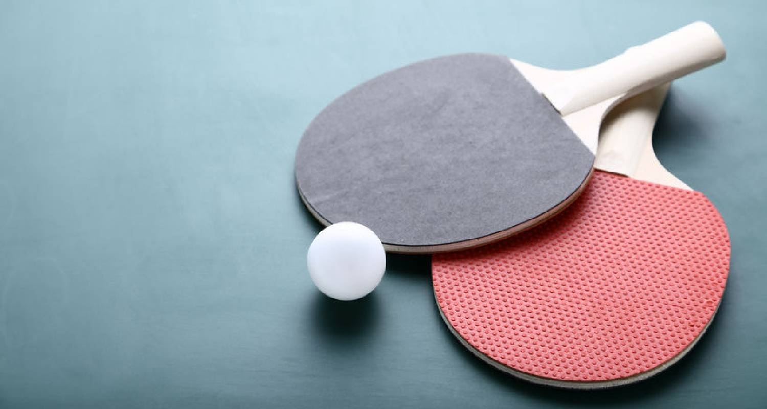 How to replace table tennis rubber - Featured