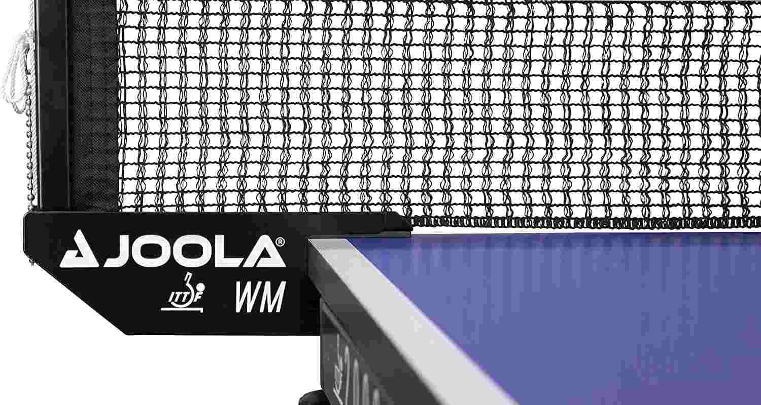 JOOLA Spring Pro Table Tennis Net - With Table
