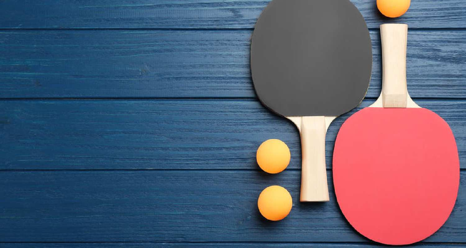 Ping Pong Paddle Rubber Replacement