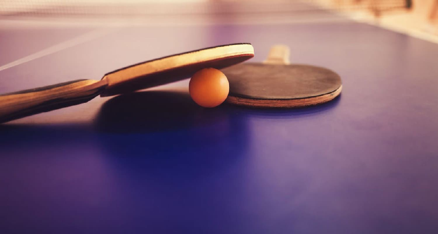 Ping Pong Rubber