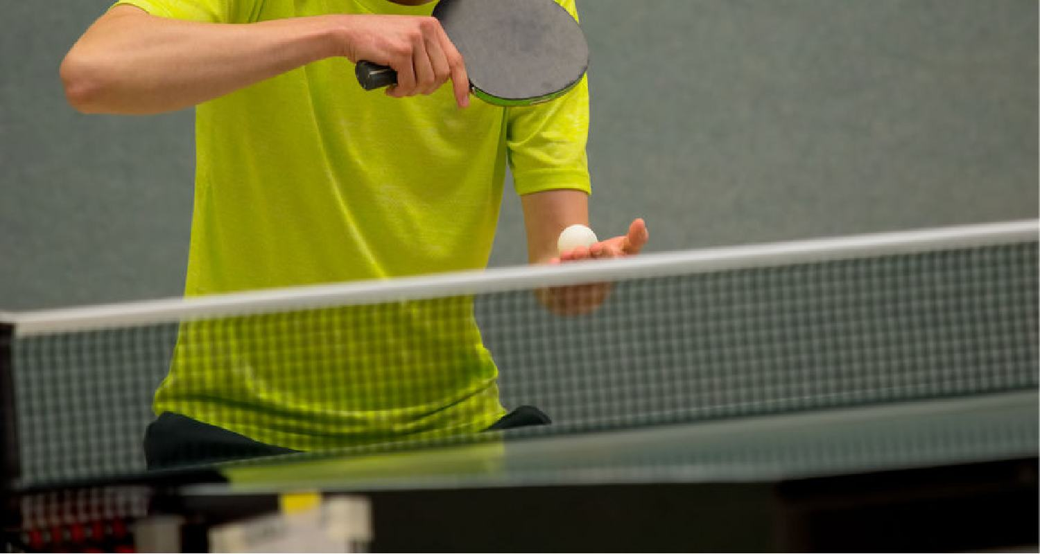 Ping Pong serving rules