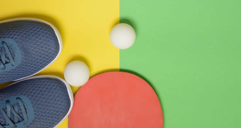 Table Tennis Sneakers