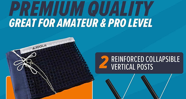 High quality ping pong net