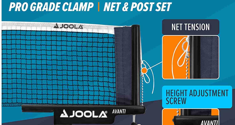 Joola Premium Avanti ping pong net