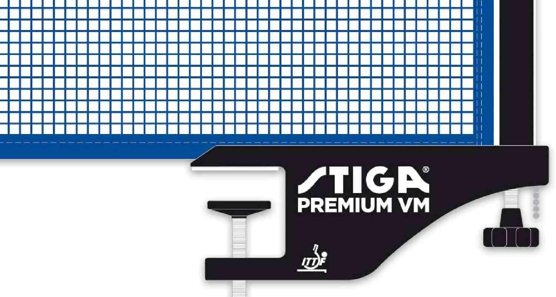 STIGA Premium VM Ping Pong Net