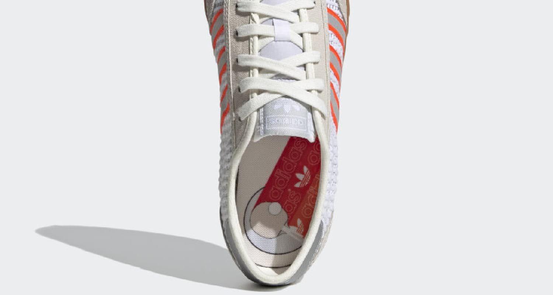 Adidas Shoes Close Up