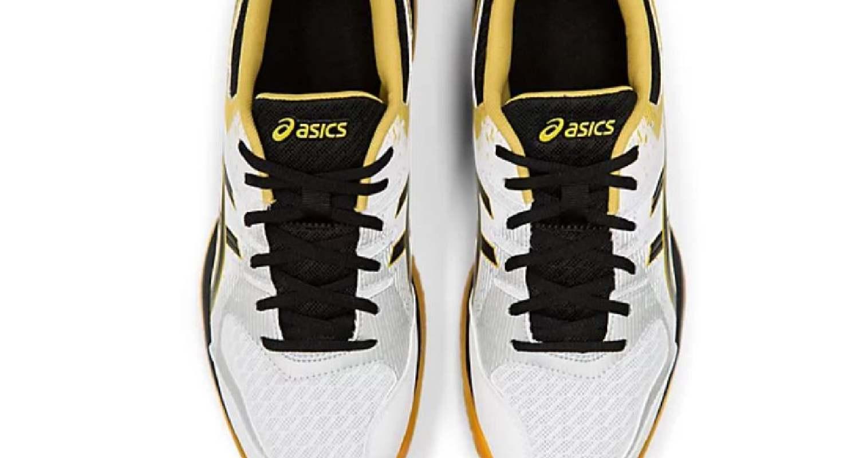Asics Men Gel Rocket 9 Ping Pong Shoes