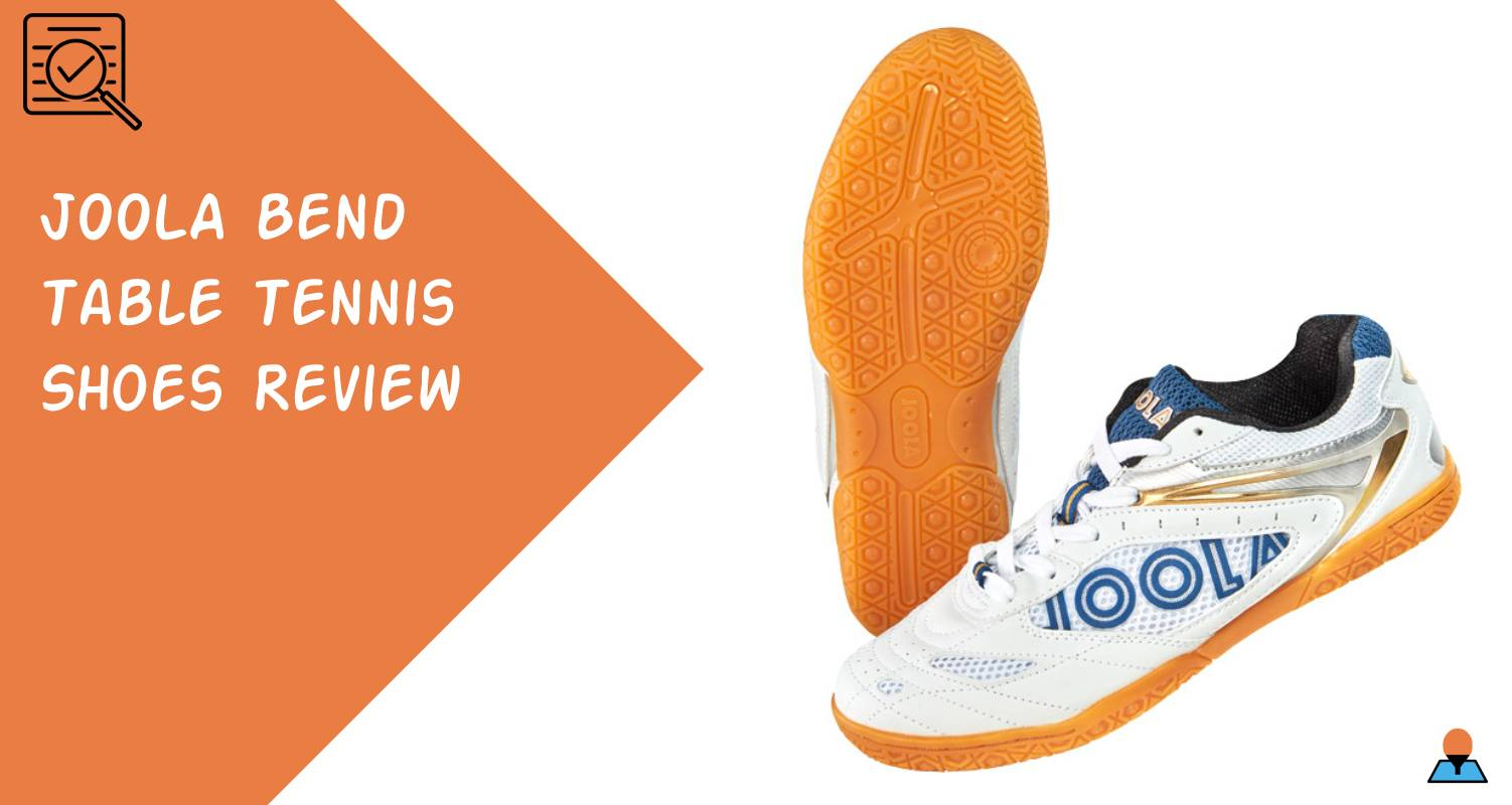 Joola Bend Table Tennis Shoes Review Featured