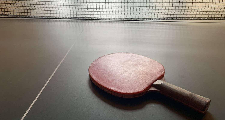 Stiga ping pong rubber
